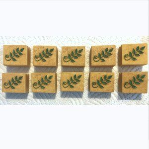Other - Place Card Holders Fern Leaf Tabletop Setting